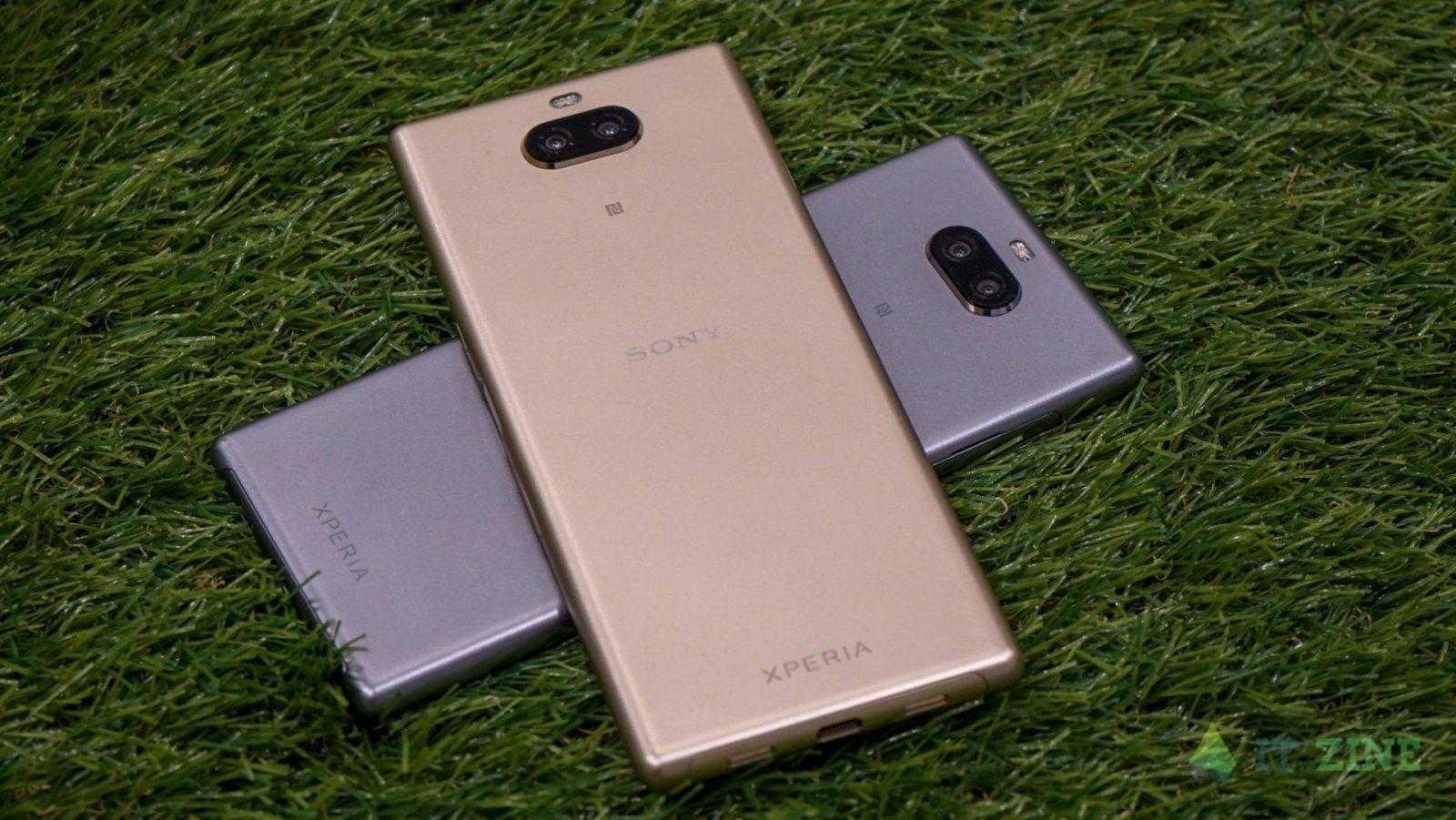 MWC 2019. Sony показала новые смартфоны среднего сегмента Xperia 10 и 10 Plus (DSC05466)