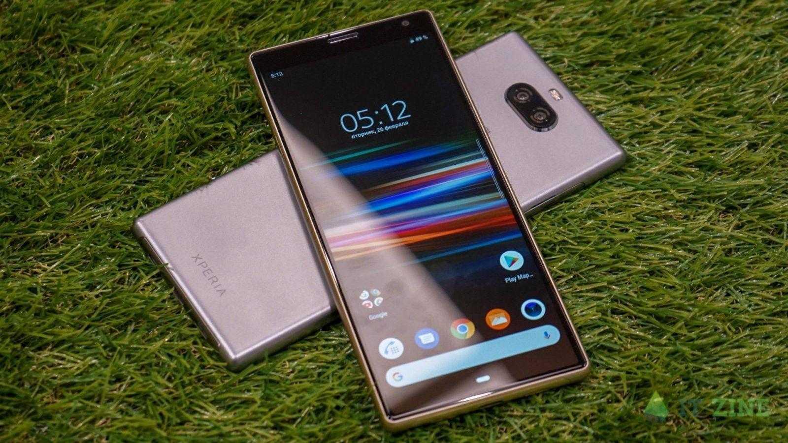 Эксклюзив. Интервью с руководителем продуктового планирования Sony Mobile. «Я бы взял себе Xperia 1» (DSC05469)