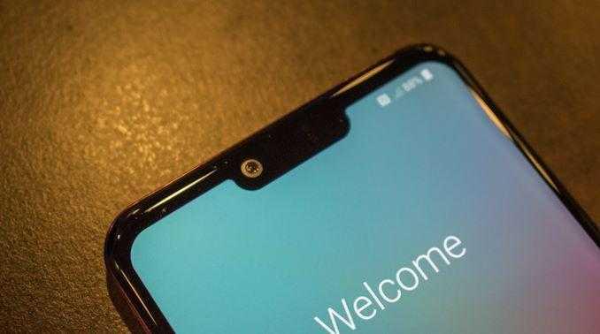 MWC 2019. LG представила новый флагман LG G8 ()