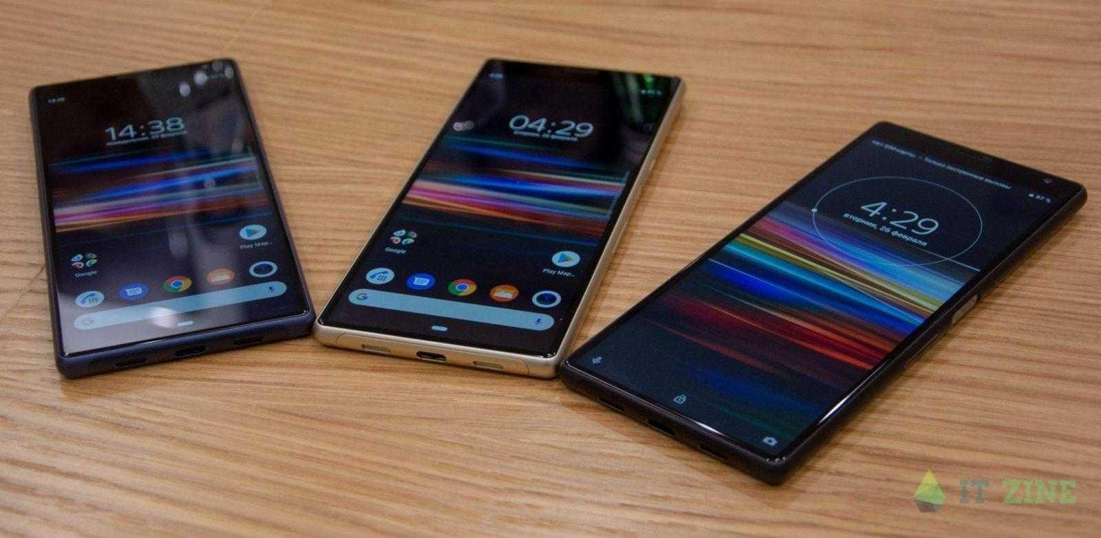 MWC 2019. Sony показала новые смартфоны среднего сегмента Xperia 10 и 10 Plus (DSC 7012 1)
