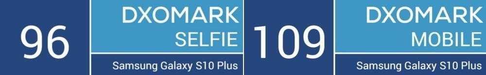 Камера Samsung Galaxy S10+ заняла первое место в рейтинге камер для селфи от DxOMark (DxOMark Score press release main)