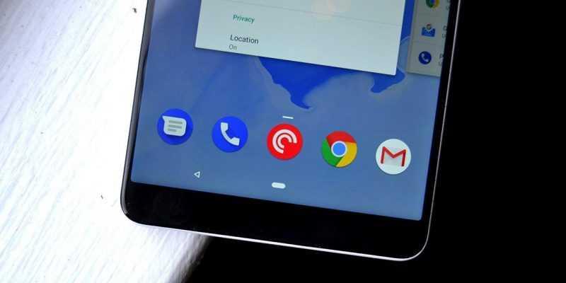 """Android Q может изменить кнопку """"Назад"""" на жест (Essential Phone Android P AA 12 e1550536544897)"""
