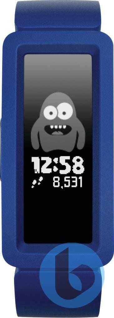 Новый фитнес-трекер Fitbit засветился на фото (Fitbit kid friendly fitness tracker 2)