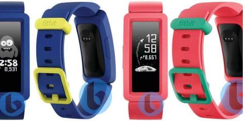Новый фитнес-трекер Fitbit засветился на фото (Fitbits upcoming fitness tracker leaks in colorful images)