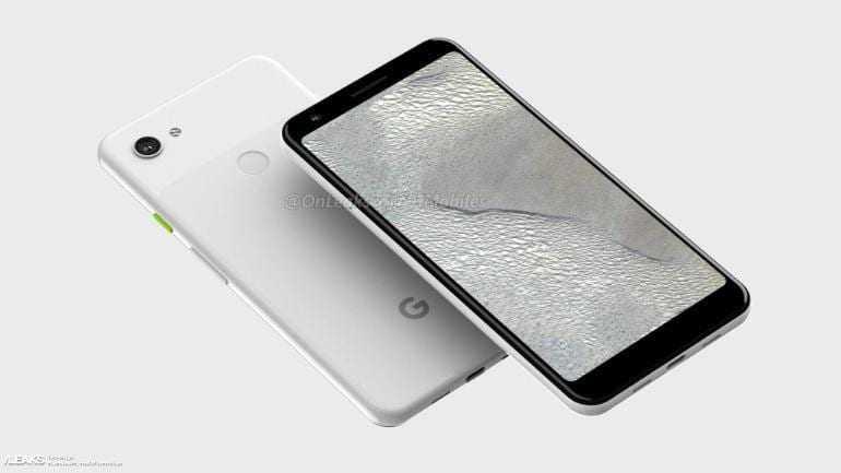 Google может выпустить умные часы и несколько телефонов Pixel в 2019 году (Google Pixel 3 Lite XL 5k renders 91mobiles 7)