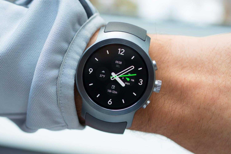 Новые вакансии показывают, что Google идёт на рынок носимых устройств (LG Watch Style Android Wear OS 2)