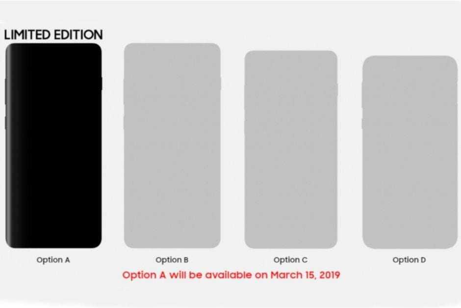 Ограниченная серия Samsung Galaxy S10+ не будет доступна в марте (Limited Edition Samsung Galaxy S10 wont be available in early March)
