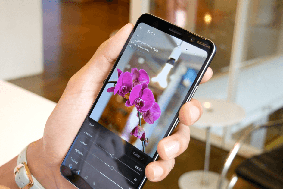 MWC 2019. Все новинки Nokia: 9 PureView, 1 Plus, 3.2, 4.2, 210 (Nokia 9 PureView Hands On 21)