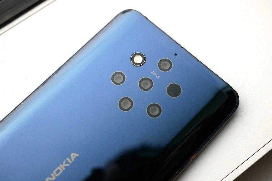 Самые интересные смартфоны на MWC 2019 (Nokia 9 PureView the worlds first quintuple camera smartphone is here)