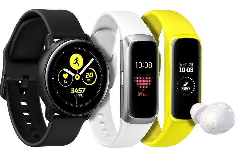 Samsung Galaxy Fit расширяет линейку носимых устройств компании (Samsung Galaxy Fit broadens the appeal of the companys wearable devices)