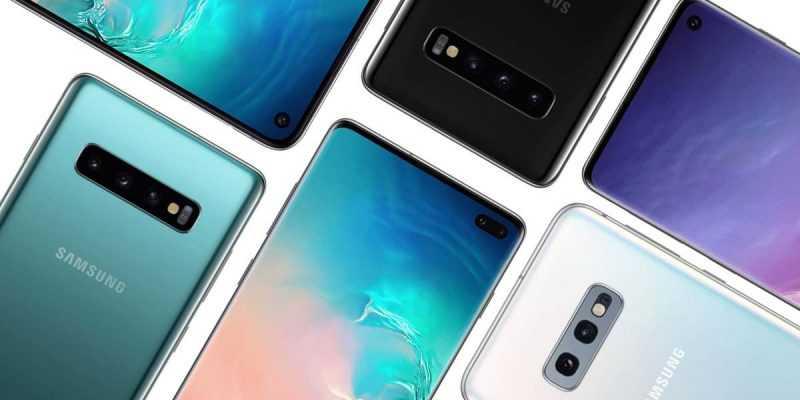 Стали известны цены Samsung Galaxy S10+. Он будет очень дорогим (Samsung Galaxy S10 2 3)