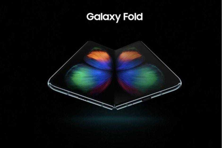 Первые изображения и характеристики складного смартфона Samsung Galaxy Fold (This might be the Galaxy Fold Samsungs first foldable smartphone)