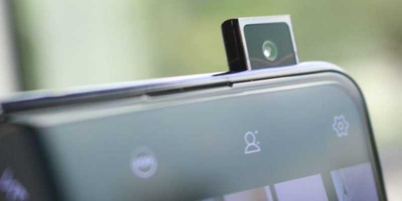 Vivo покажет смартфон V15 Pro сегодня (Vivo V15 Pro popup camera e1550645851225)