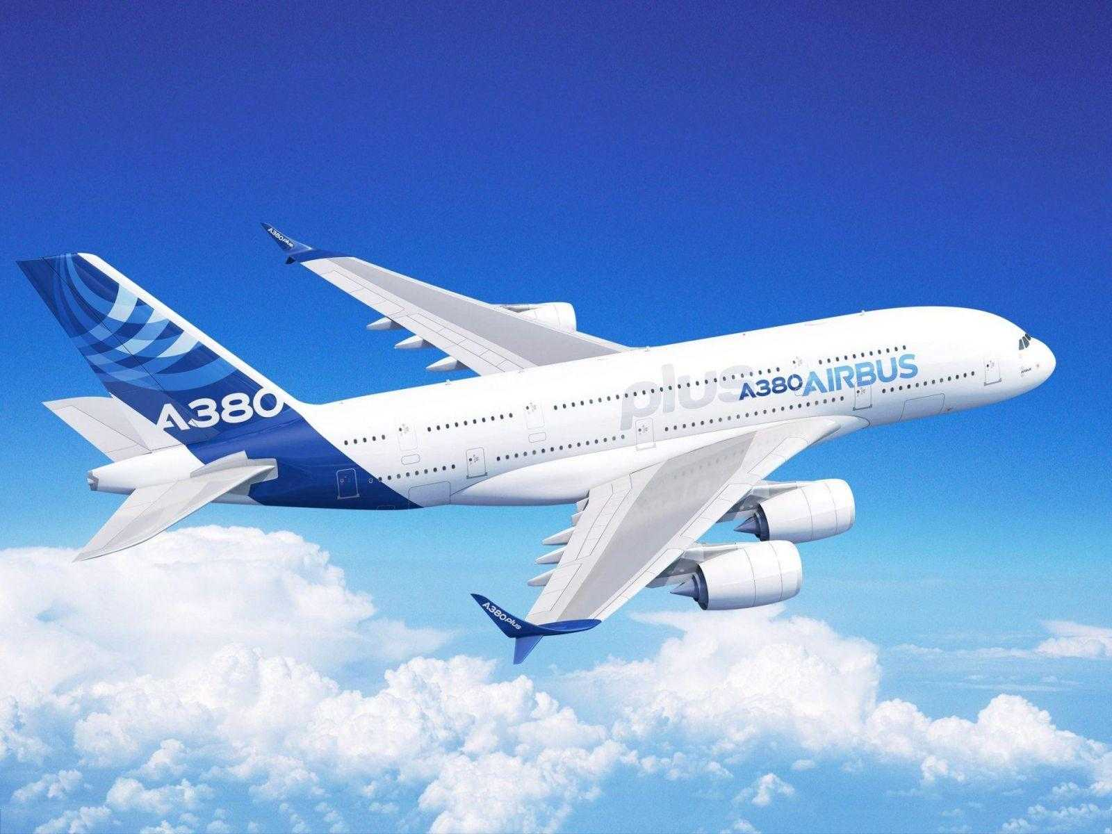 Airbus прекратит производство A380, самого большого пассажирского самолета в мире (Winglets Art)