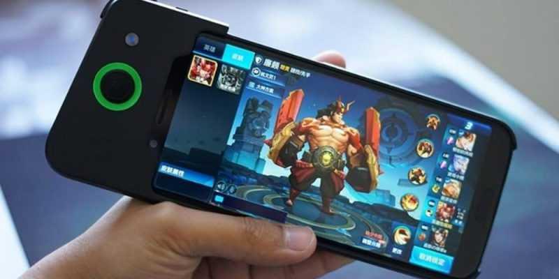 Xiaomi делает игровой смартфон Black Shark 2 (Xiaomi Black Shark 2 4)
