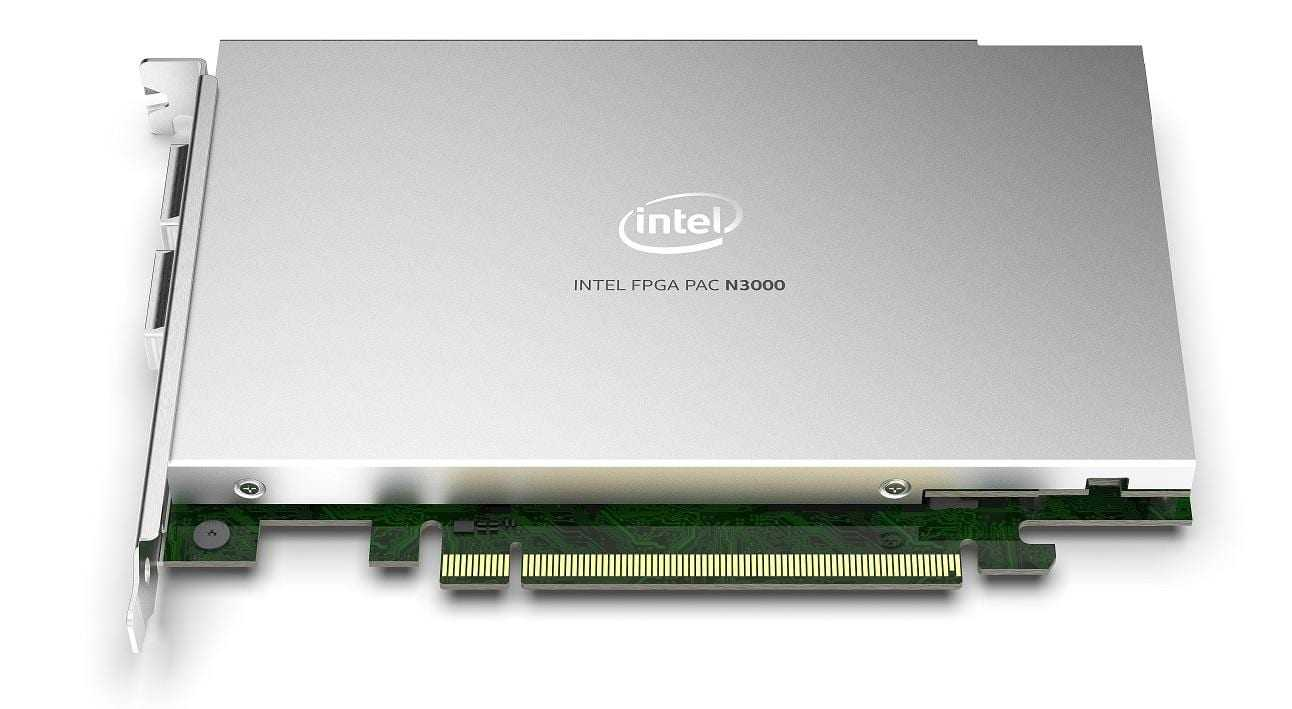 MWC 2019. Intel выпустила программируемые ускорители на базе FPGA с поддержкой 5G. (a057psgproductvistacreek)