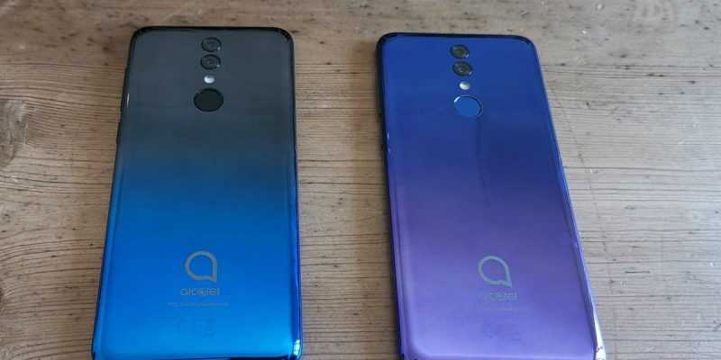 MWC 2019. Alcatel показала смартфоны 3-й серии Alcatel 3 и 3L (alcatel)