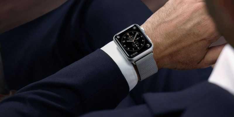 Половина мировых продаж смарт-часов приходится на Apple Watch (apple watch 1)
