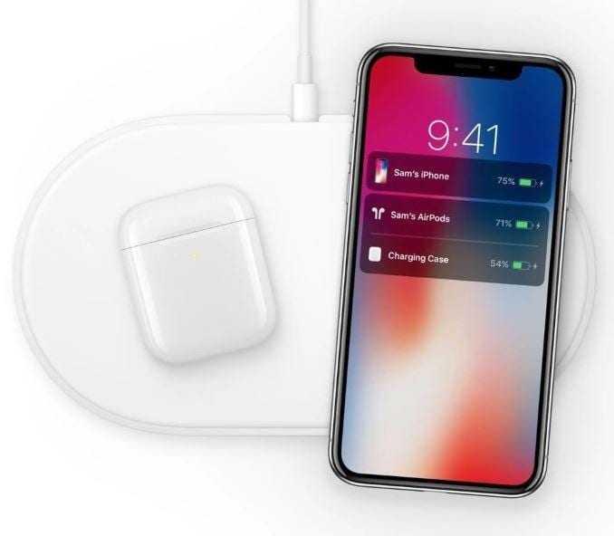 Apple анонсировала выпуск беспроводной зарядки и AirPods 2 (apple)