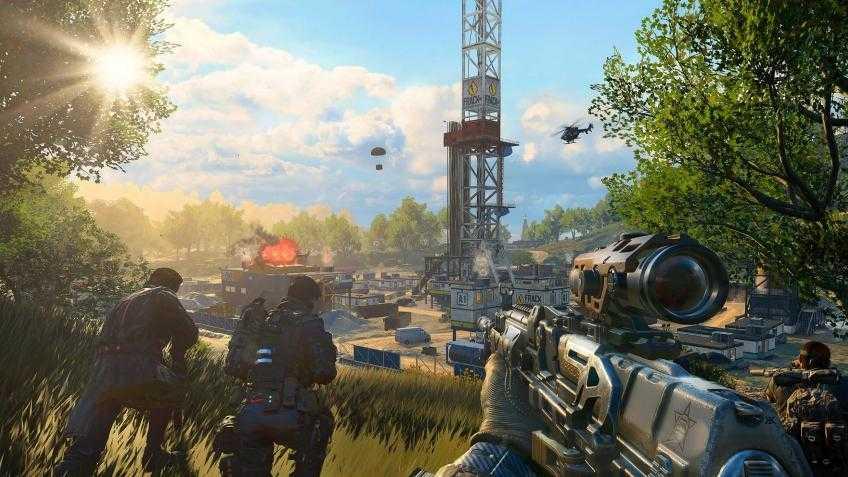 Activision Blizzard увольняет почти 800 сотрудников после «рекордного» 2018 года ()