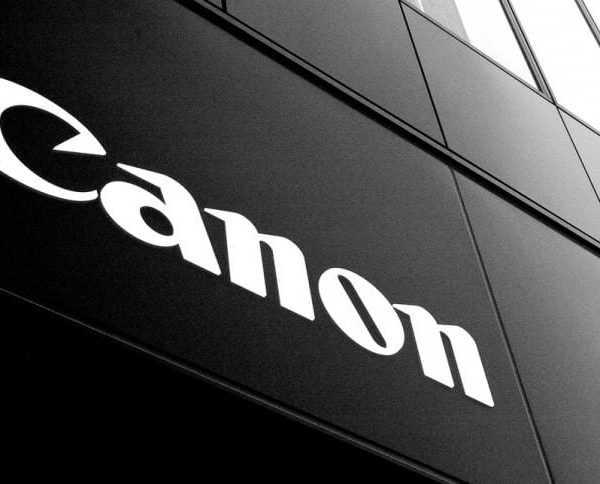 Canon анонсировала полнокадровый фотоаппарат EOS RP (canon logo 120)