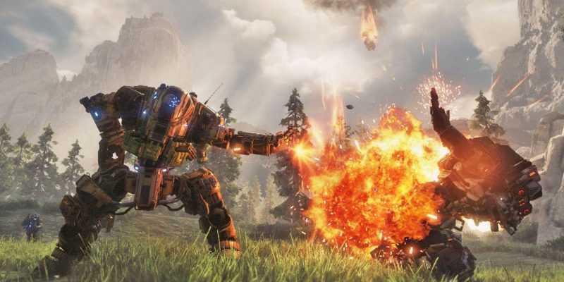 Новая игра серии Titanfall отправилась в разработку (dims 18)