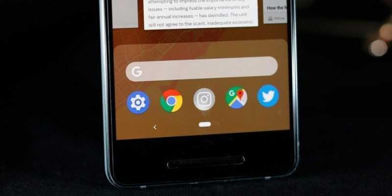 Google экспериментирует с темной темой для Chrome на смартфонах (dims 8 e1549794640959)