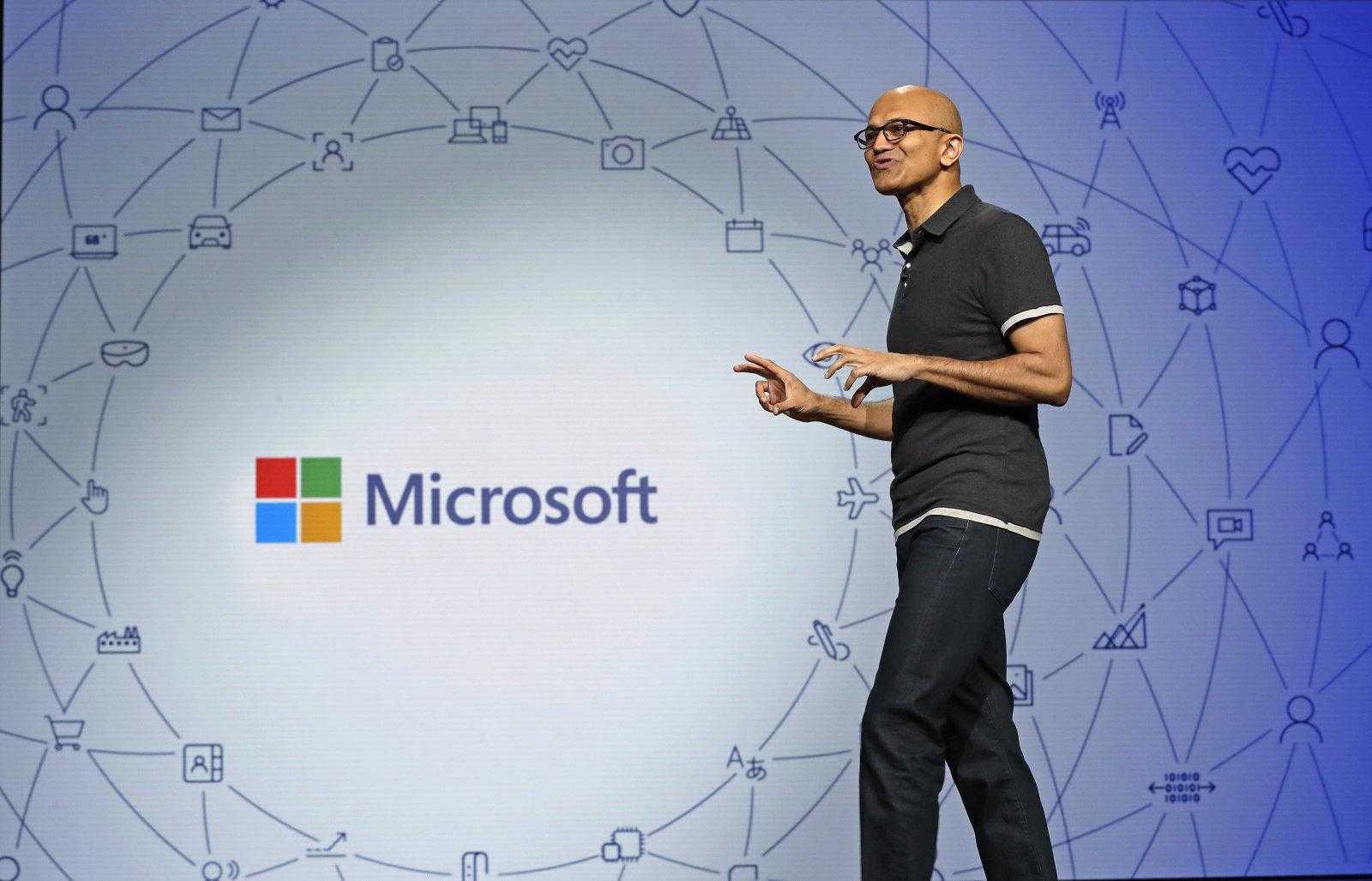 Сатья Наделла, генеральный директор Microsoft, рассказал о большом обновлении Windows (dims)