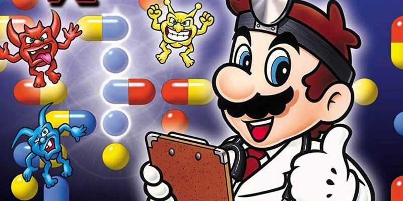 Игра Dr. Mario World от Nintendo выйдет на iOS и Android летом (dr mario world mobile summer 2019 feature)