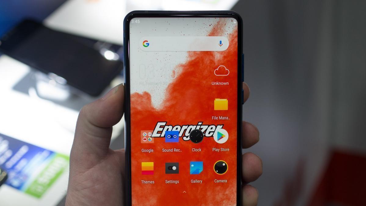 MWC 2019. Energizer Power Max P18K Pop – смартфон с самым большим аккумулятором ()