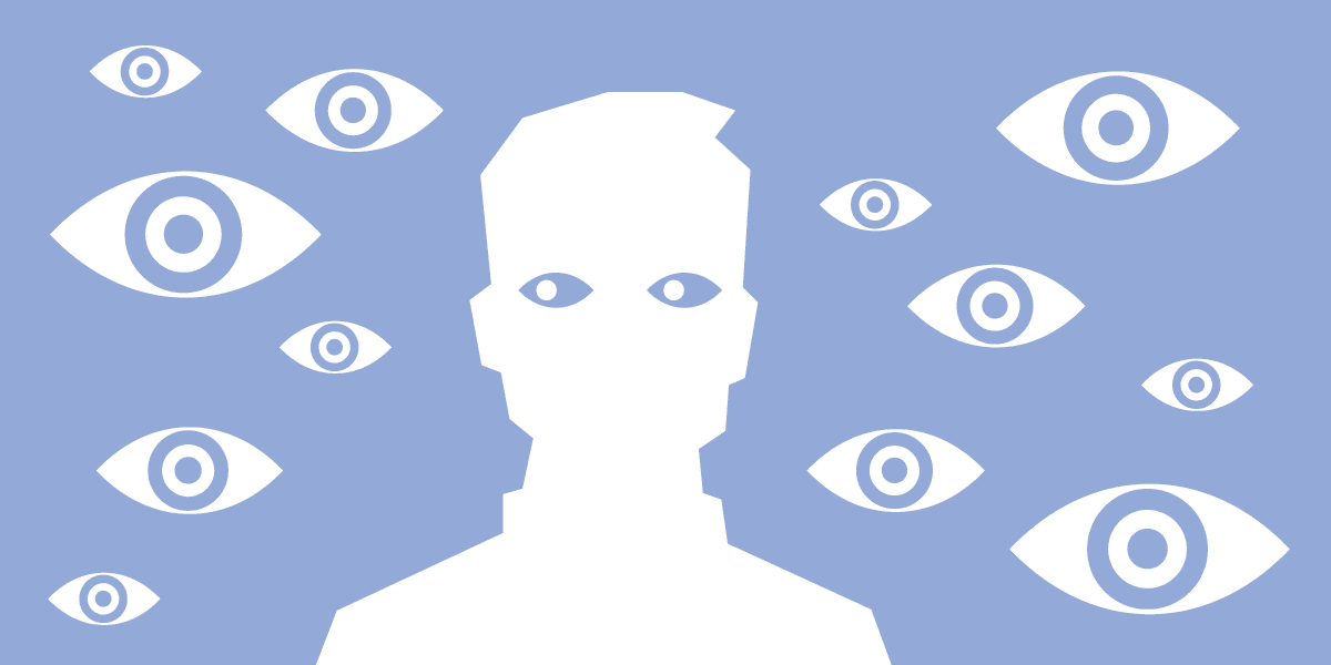 Facebook покажет, кто загружает контактную информацию для таргетированной рекламы (facebook eyes 1 0)