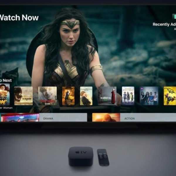 Запланированный Apple видеосервис может быть обречен (facebook linked image atv promo)