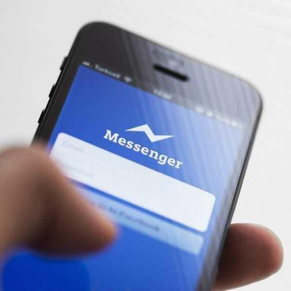 Facebook разрешил удалять сообщения в Messenger (facebook messenger unsend feature)