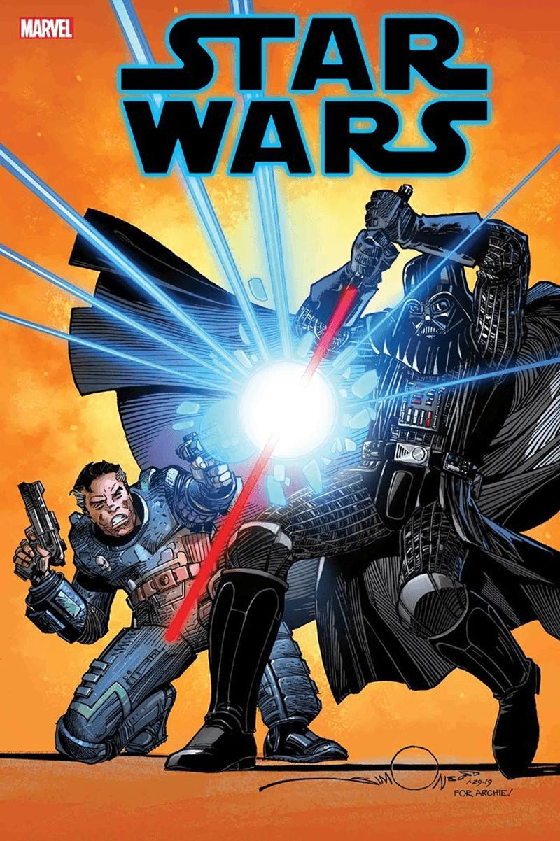 Marvel возродил классический комикс «Звездные войны», но только один выпуск ()