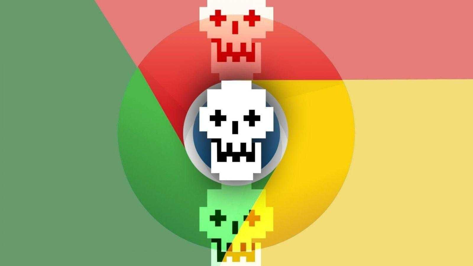 Экспериментальная функция может уменьшить использование памяти в Google Chrome (google chrome skull)