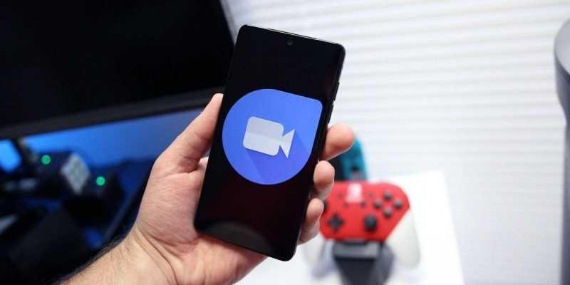 Видеочат Google Duo получил веб-версию (google duo 01)
