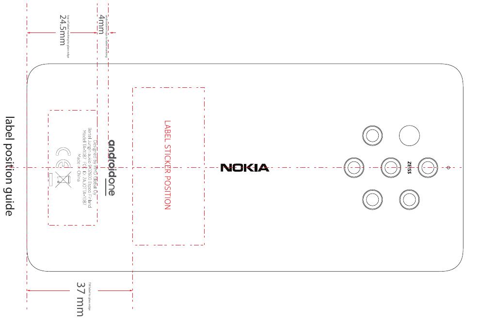 В сети появились подробности о Nokia 9 PureView, а также инструкция Nokia 1 Plus (gsmarena 0001)