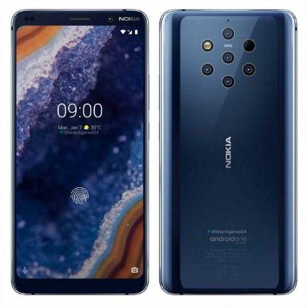 Фотографии с неанонсированного Nokia 9 PureView с 5-ю камерами выложили в Instagram (gsmarena 001 1 1)