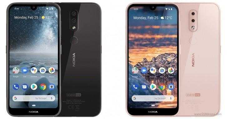 MWC 2019. Все новинки Nokia: 9 PureView, 1 Plus, 3.2, 4.2, 210 (gsmarena 004 1 1)