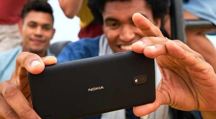 MWC 2019. Nokia показала недорогой смартфон Nokia 1 Plus (gsmarena 006 1 1)