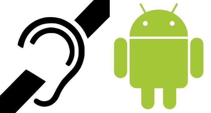 Google выпустил два приложения Android для людей с нарушениями слуха (hearingdroid)
