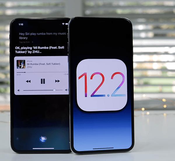 Apple выпустила вторые публичные бета-версии iOS 12.2, macOS Mojave 10.14.4 и tvOS 12.2 (iOS 12.2 Beta 1 Released 30 Features Changes 0 3 screenshot)