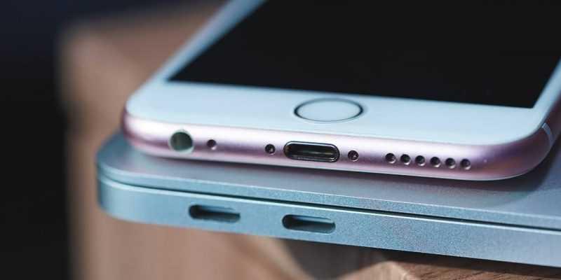 В новых iPhone 2019 останется разъём Lightning (iPhone USB C)