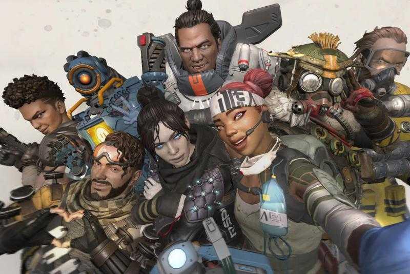 В Apex Legends обнаружили новых персонажей и оружие (icon 1)