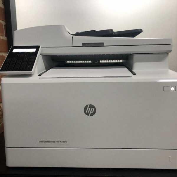 Идеален для офиса. Обзор МФУ HP Color LaserJet Pro M181fw (img 8744 2)