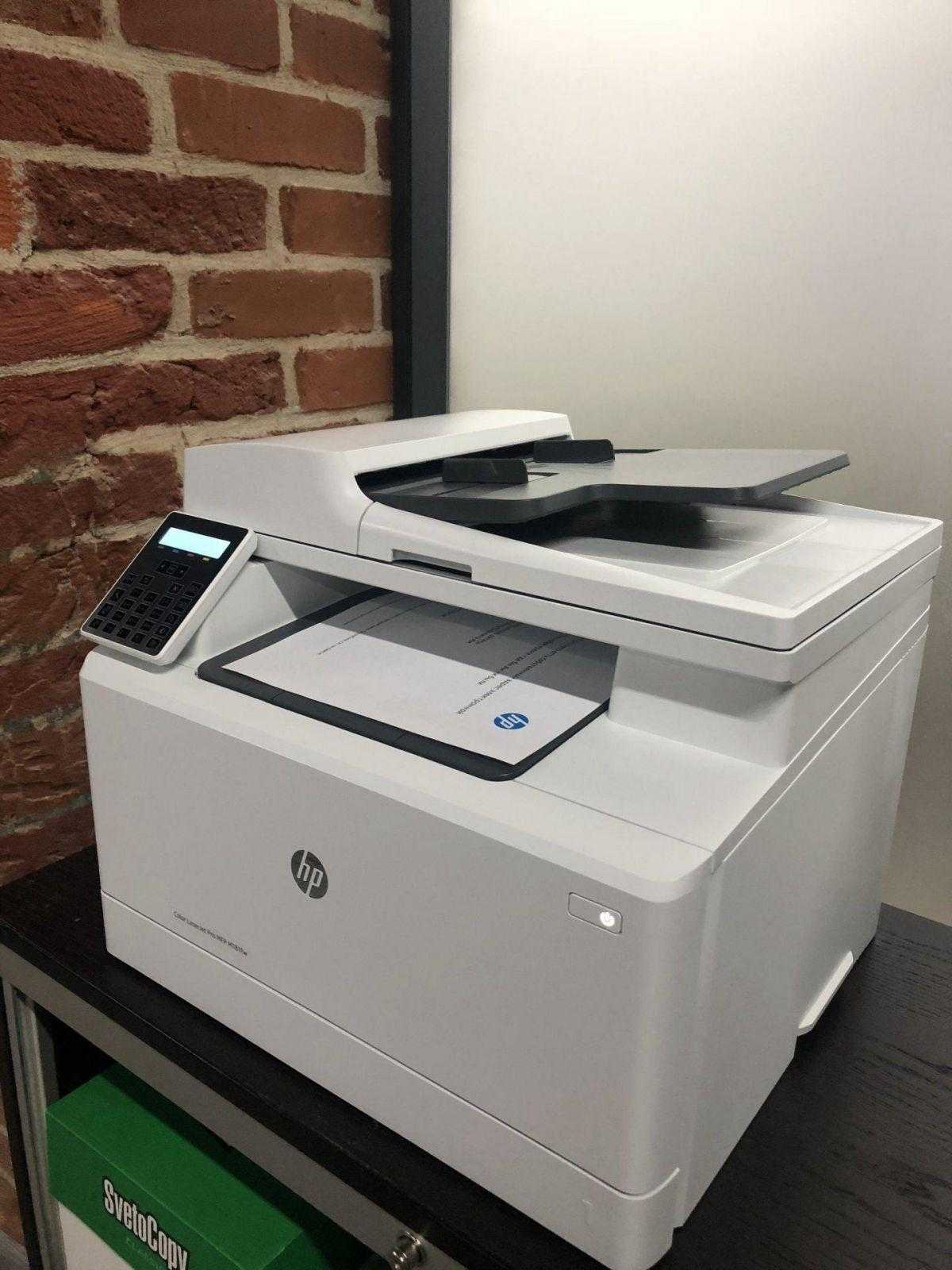 Идеален для офиса. Обзор МФУ HP Color LaserJet Pro M181fw (img 8747 1)