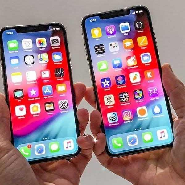 В iOS 13 появится темный режим, переработанный индикатор громкости, улучшенная многозадачность для iPad и многое другое (iphone xs and iphone xs max)