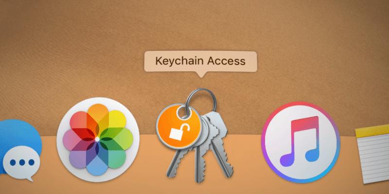 Эксплойт на MacOS может получить доступ к системным паролям (keychain access)