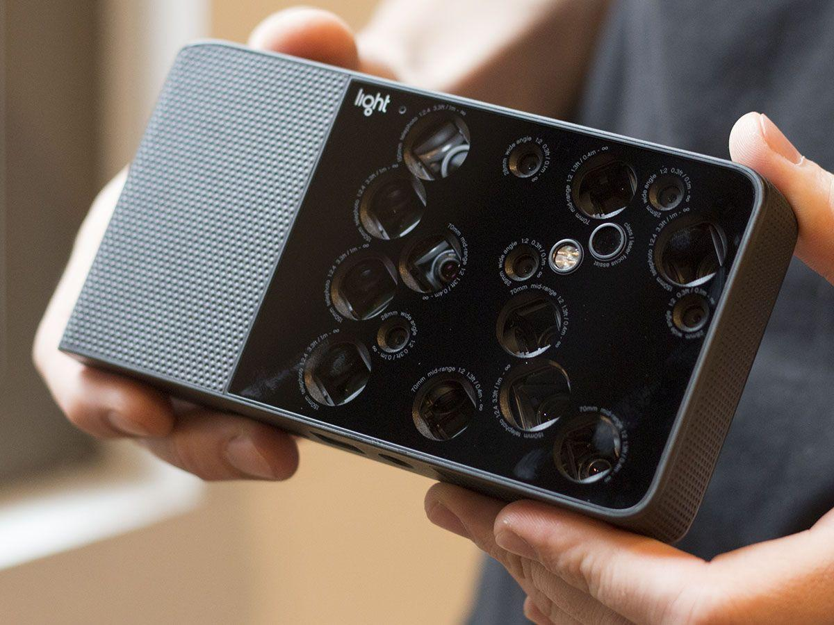 Light и Sony объединятся для улучшения мобильной фотографии (l16front)