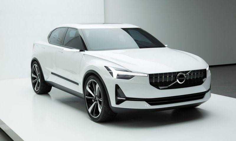 Polestar представит свой первый полностью электрический автомобиль 27 февраля (l 5c01f00c7cb43)